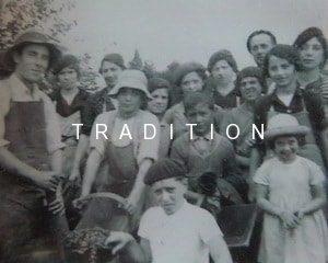 tadition familiale saint-emilion