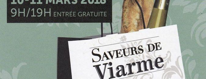 Marché aux vins de Nantes «Saveurs de Viarme»