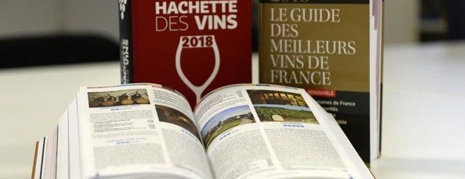 Notre millésime 2015 sélectionné par le Guide Hachette