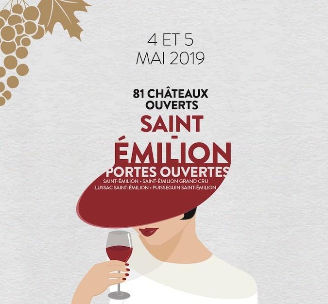 Portes Ouvertes Saint-Emilion 2019
